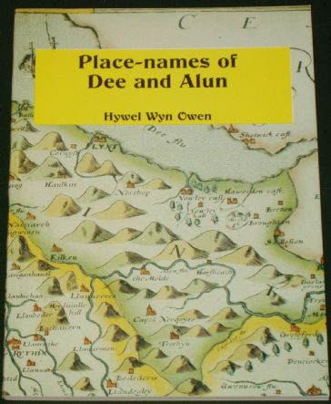 Place-names of Dee and Alun, by Hywel Wyn Owen